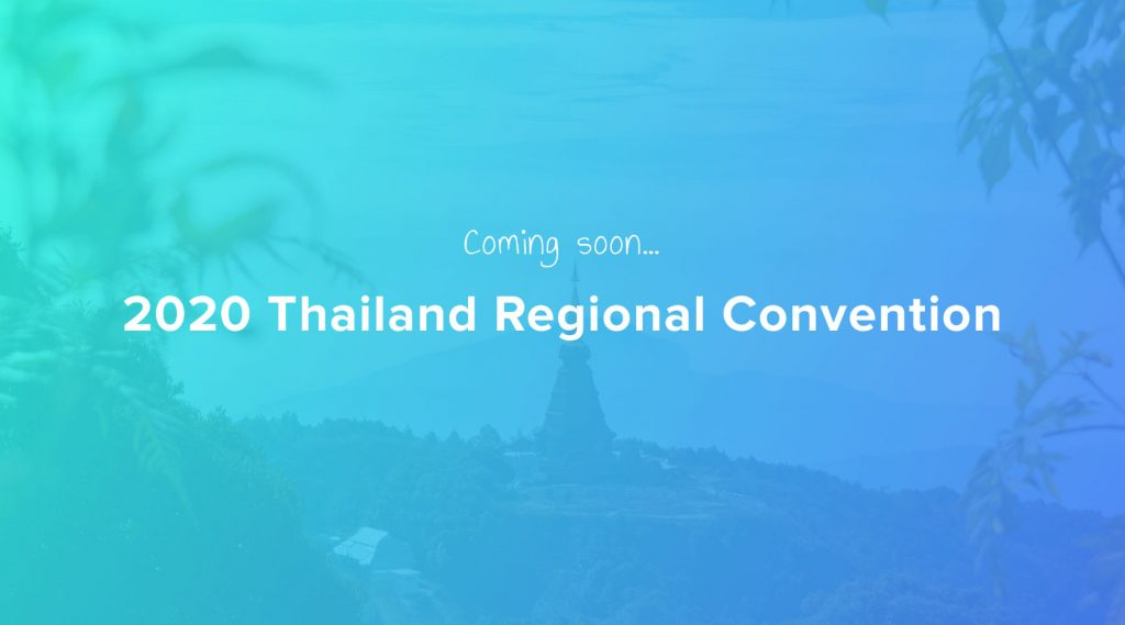 Thailand Convention 2020